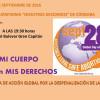 Apoyo al Día de acción global por un aborto legal, seguro y gratuito - Ganemos Córdoba