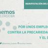 1 de mayo, por empleos dignos, contra la precariedad laboral y el desempleo - Ganemos Córdoba