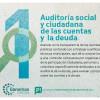 Ganemos Córdoba celebra que por fin vaya a constituirse la Comisión Municipal de Auditoría de la Deuda. - Ganemos Córdoba