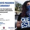 Condena por la violencia y represión en Nicaragua - Ganemos Córdoba