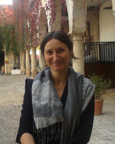 Ángela Sánchez Gómez