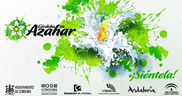 Imagen de la campaña de promoción turística Córdoba en Azahar